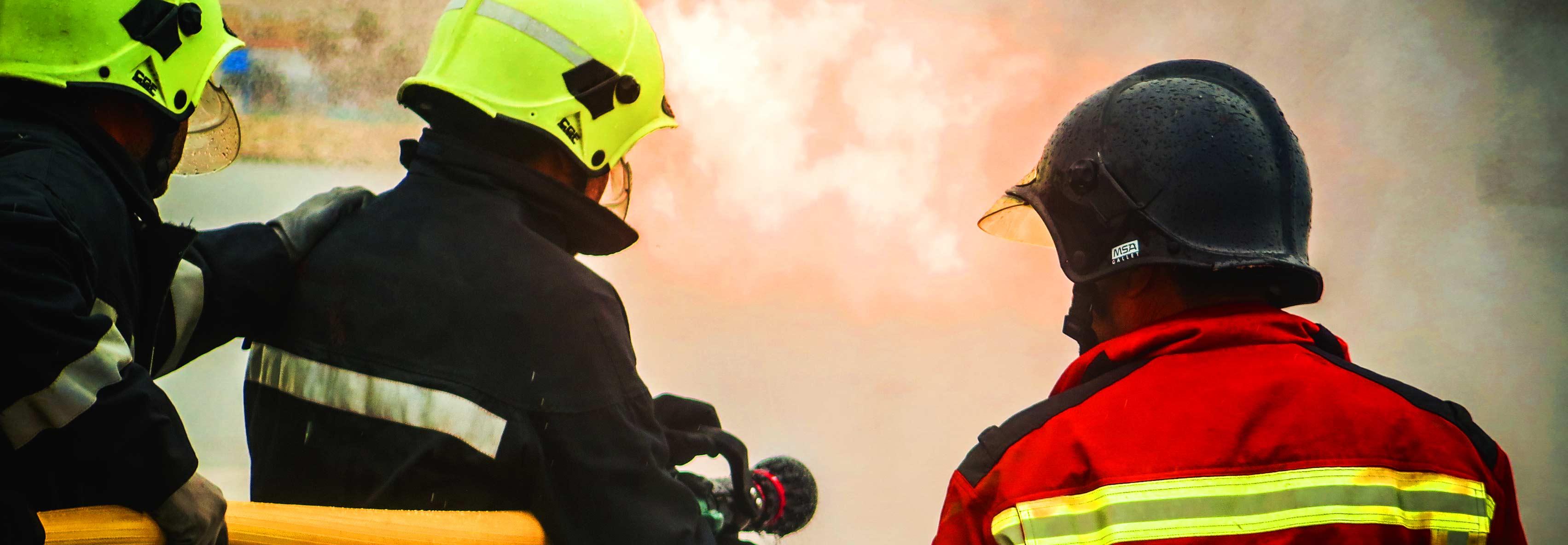 actualización avanzado lucha contra incendios