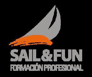 logo sail and fun formación