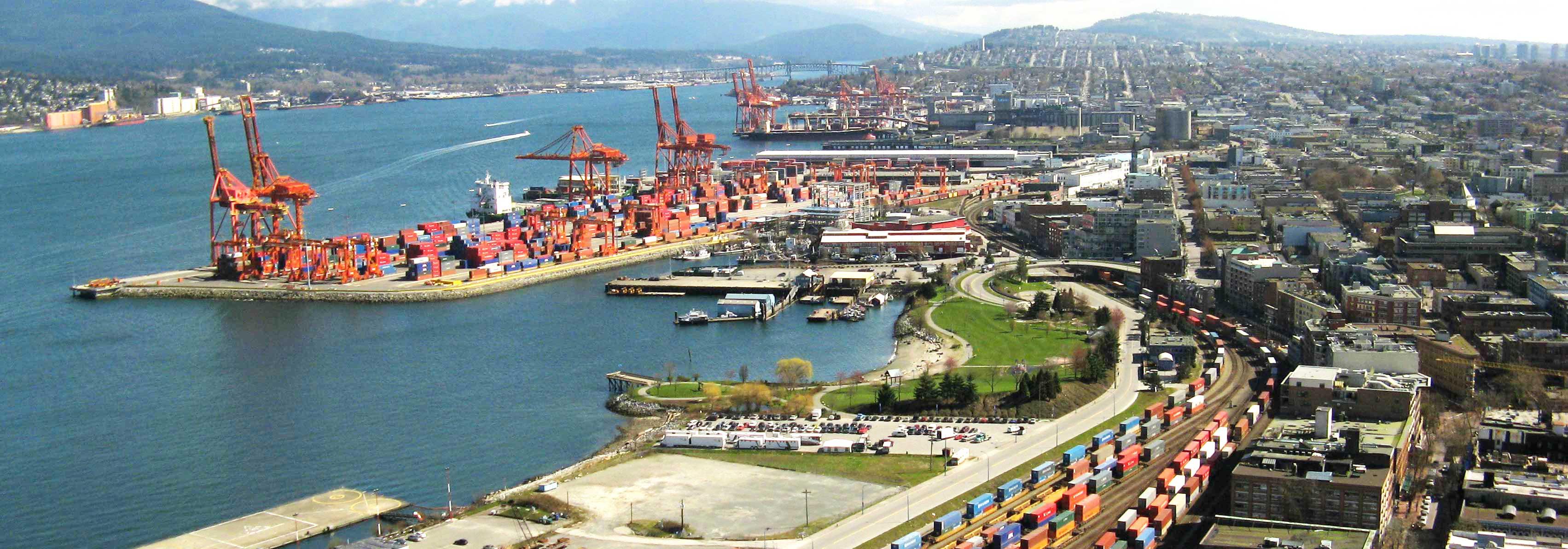 formación portuaria