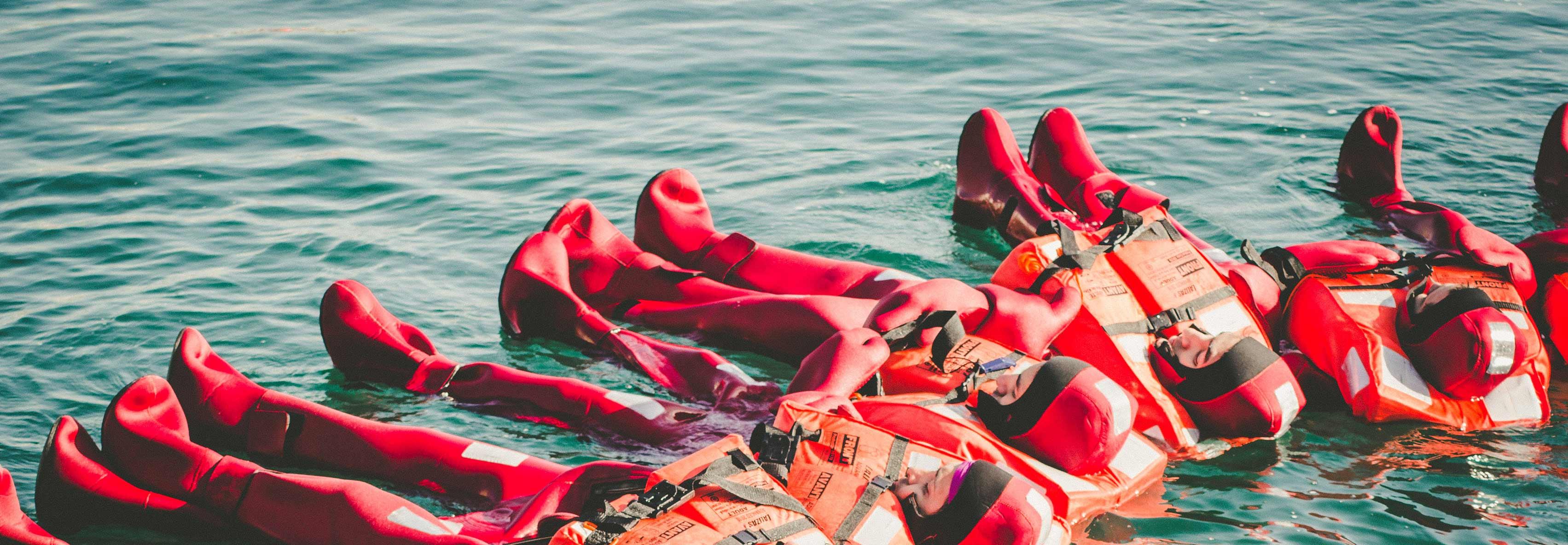 formación básica en seguridad marítima