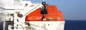 bote de rescate no rápido