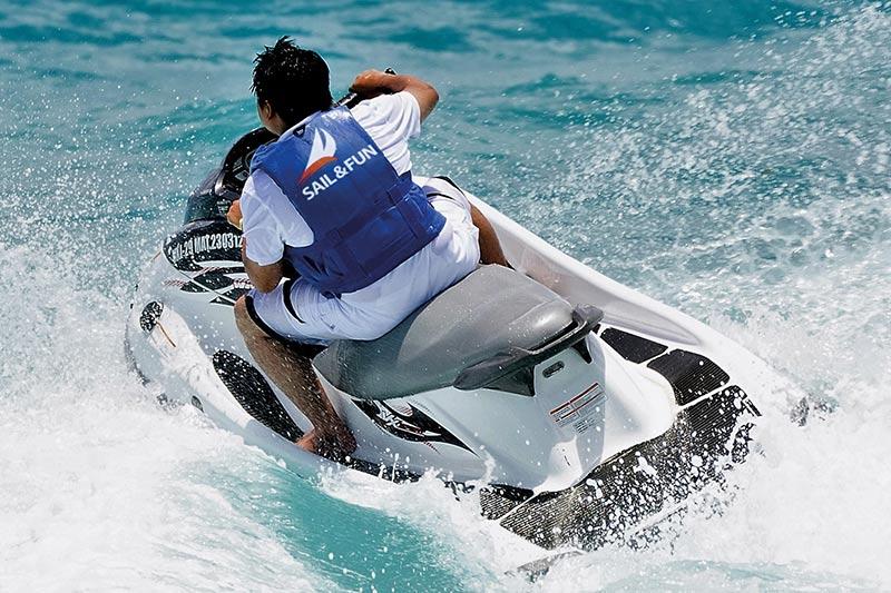 curso de moto de agua