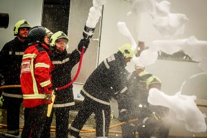 Avanzado lucha contra incendios